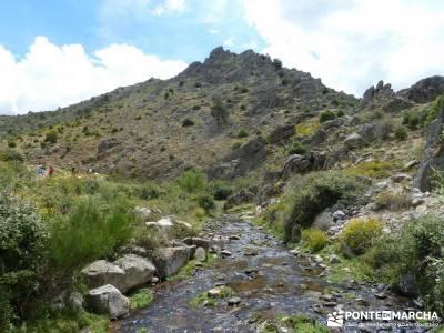 Descendiendo el Río Aceña; rutas por riaza el tiemblo rutas rutas en avila